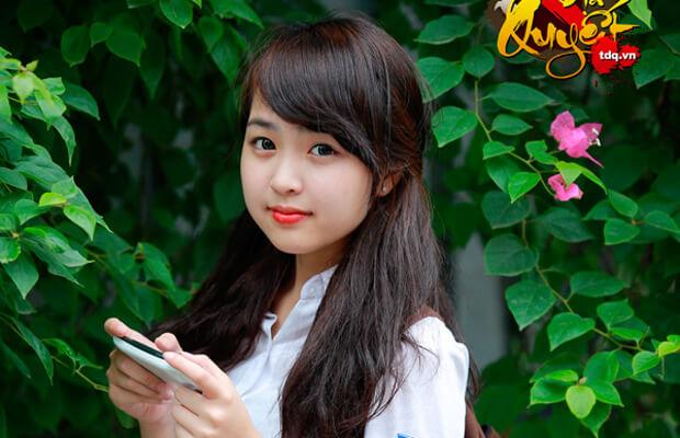 top 10 anh hot girl hoc sinh cap 2 viet 6 - Trang chủ