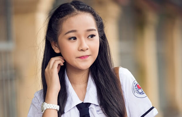 top 10 anh hot girl hoc sinh cap 2 viet 7 - Trang chủ
